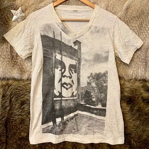 Obey Graphic Short Sleeve T-Shirt
